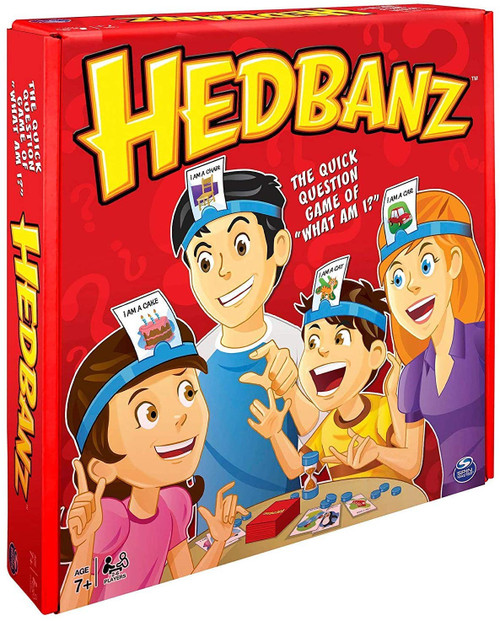 B4E Hedbanz Game Family Fun!