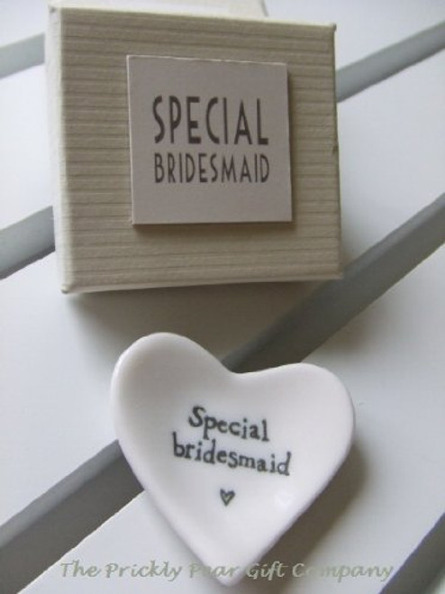 Porcelain Heart: Special Bridesmaid