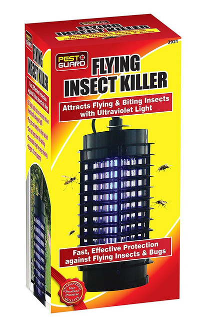 INDOOR Flying Insect Killer Home Pest Control (Insects Flies, Moths, Midges and Mosquito Repellent)