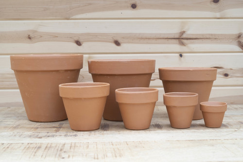 Terra Cotta Classic Standard Pot