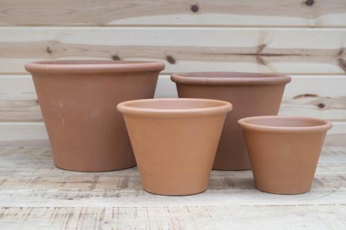 Terra Cotta European Standard Pot