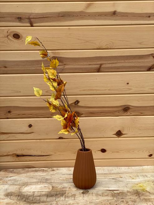 "42"" Autumn Birch Leaf Gold (Faux)"
