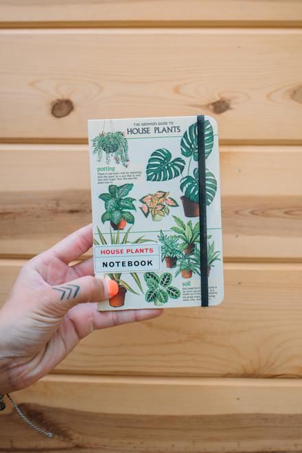 4x6 Vintage Print Notebook