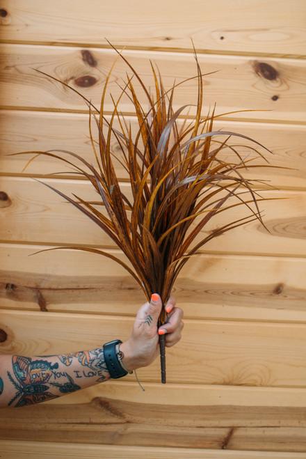 """18"""" Grass Bush (Faux)"""