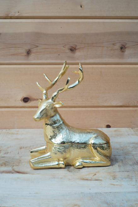 Gilded Deer Box