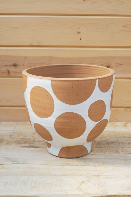 Pot with Dots