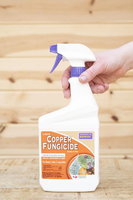 32 oz. RTU Copper Fungicide