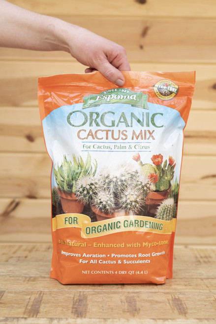 Cactus Organic Potting Soil