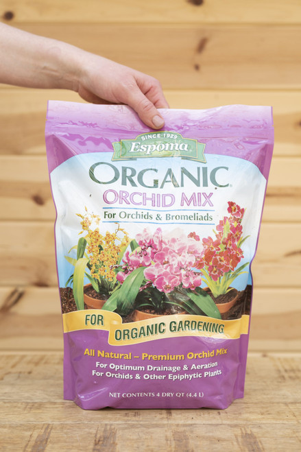 Orchid Organic Potting Mix