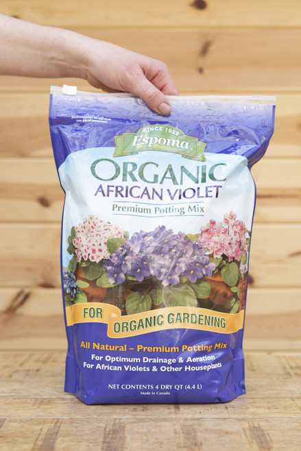 African Violet Organic Potting Mix