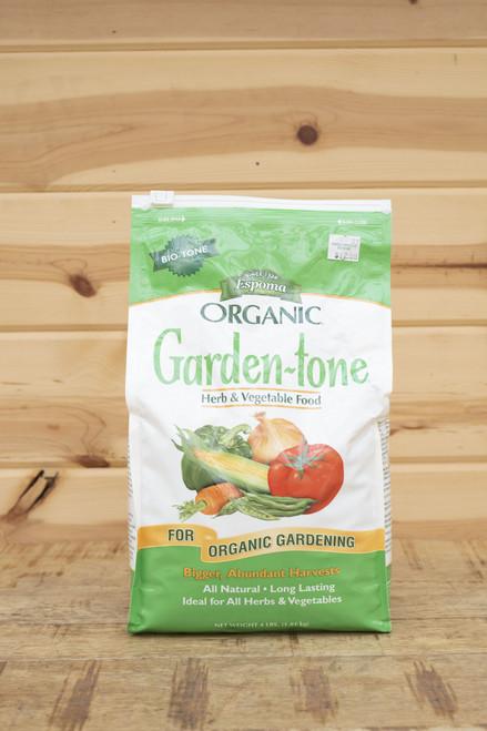 4 lb Garden-tone