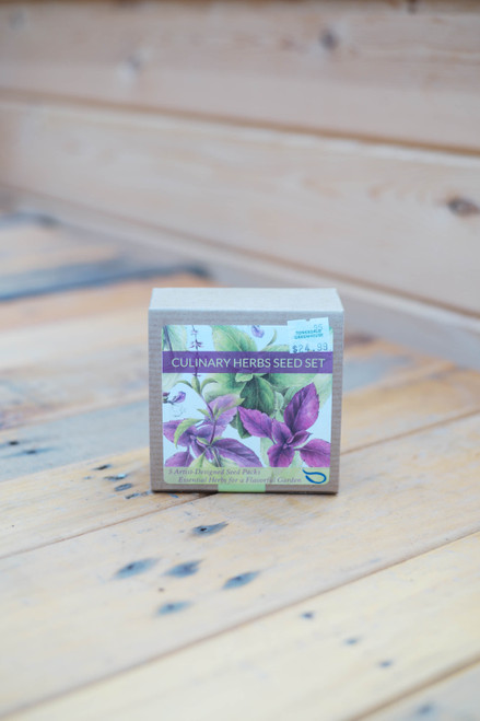 Culinary Herb Seed Set