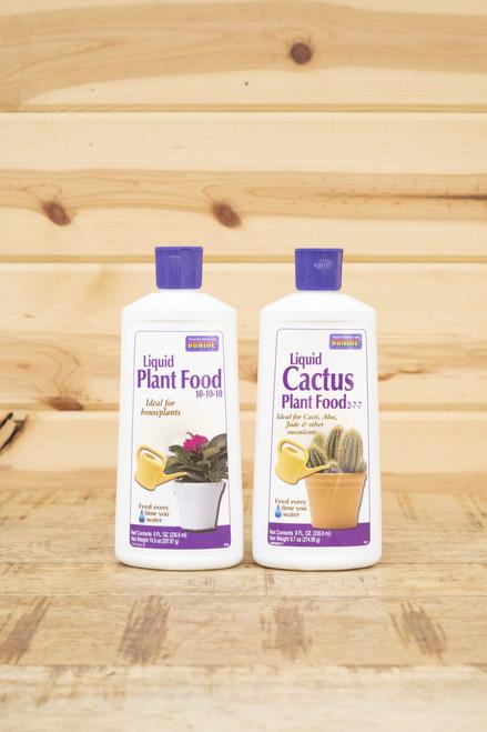 8 oz. Liquid Plant Food