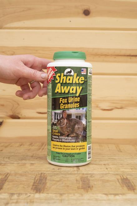 Shake-Away Fox Urine Granules