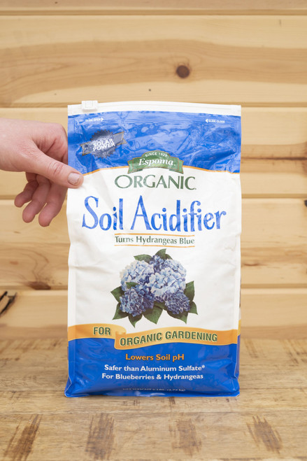 Soil Acidifier - 2 lb bag
