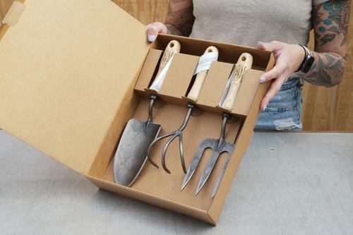 DeWit 3-Piece Tool Gift Set
