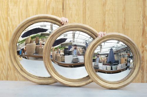 Round Convex Mirror