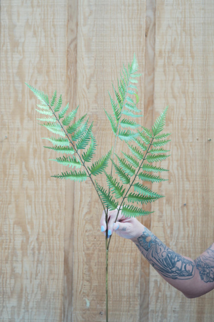 "33"" Forest Fern Spray (Faux)"