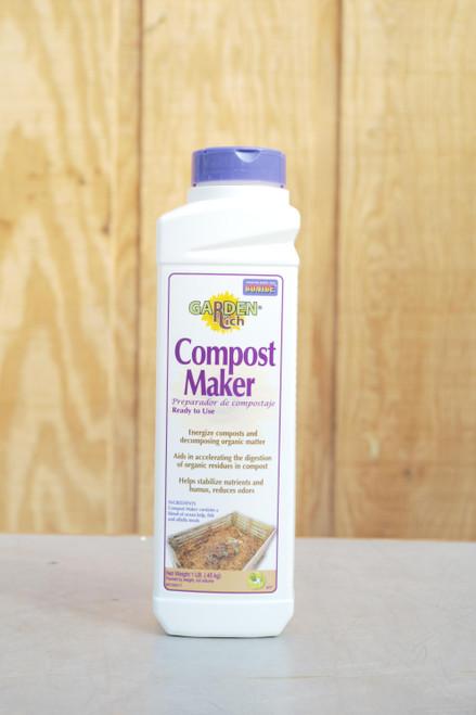 1 lb Compost Maker