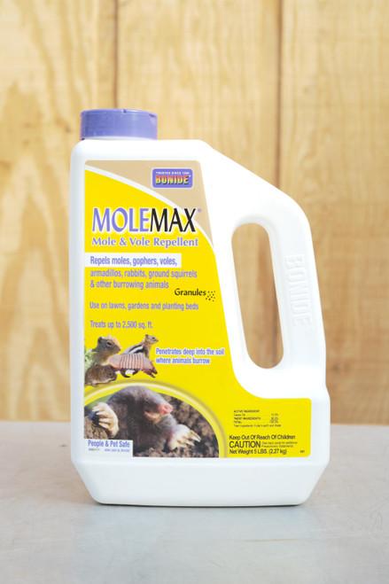 5 lb Granular Mole Max Repellent