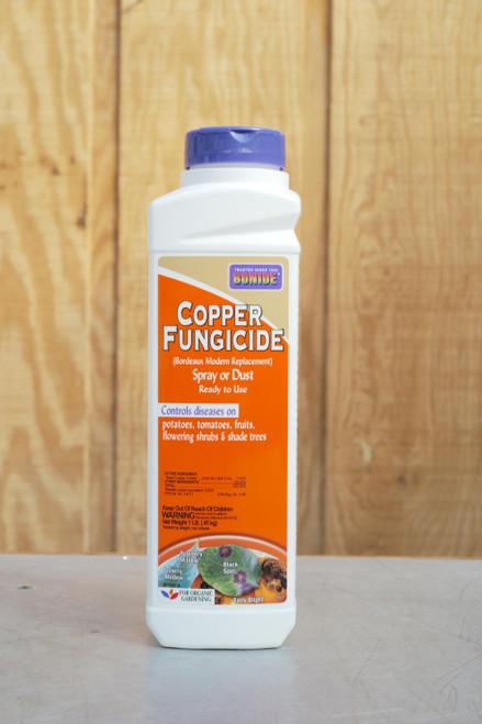 1 lb Copper Fungicide Dust Shaker