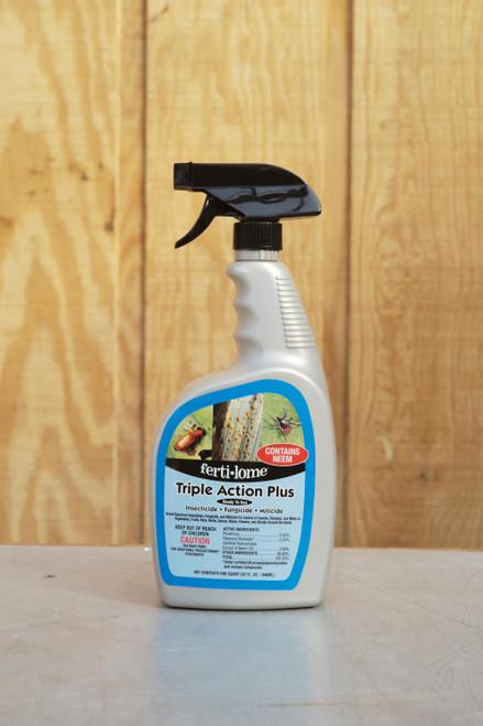 Fertilome Trip Action Plus Insecticide, Fungicide, and Miticide