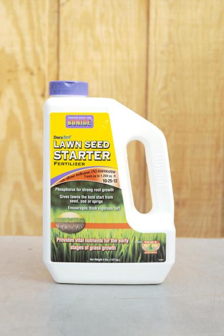 4 lb Lawn Seed Starter Fertilizer