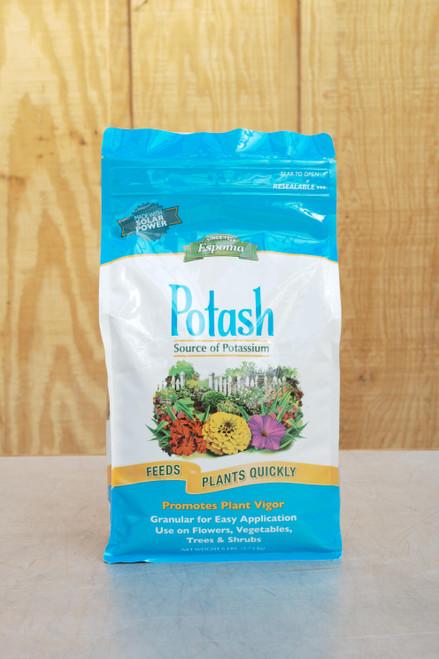 6 lb Potash