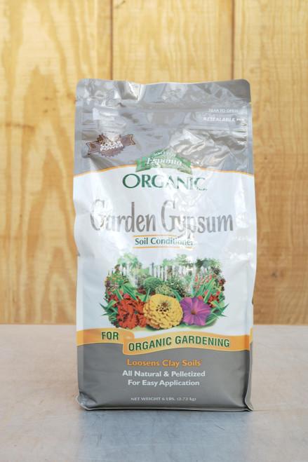 6 lb Garden Gypsum