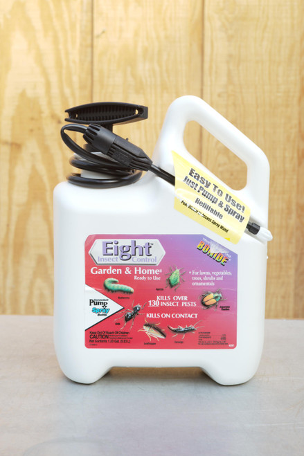 1.33 gal Eight pump & Spray Insect Control