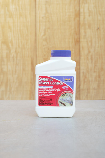 16 oz Systemic Insecticide Concentrate
