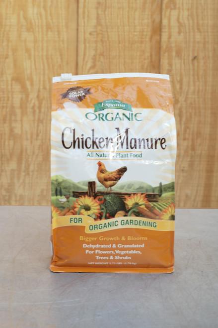 3.75 lb Espoma Chicken Manure