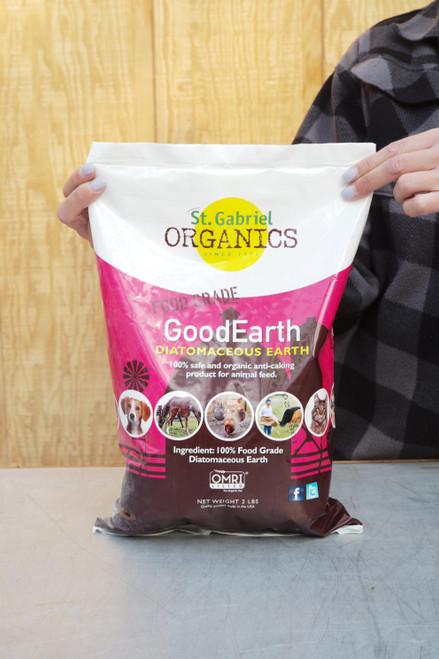 St. Gabriels Diaotomaceous Earth 2 lb. bag