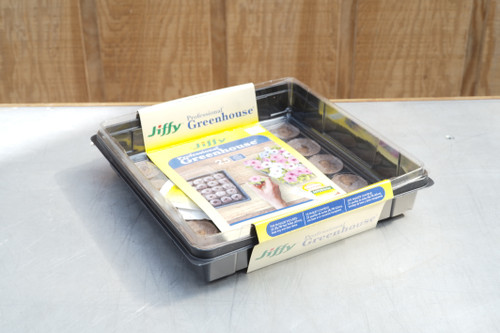 Jiffy 25 Cell Greenhouse