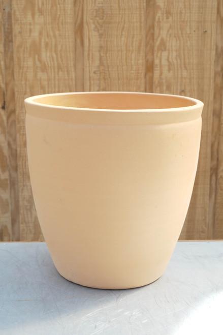 "16"" China Bell Clay Pot"