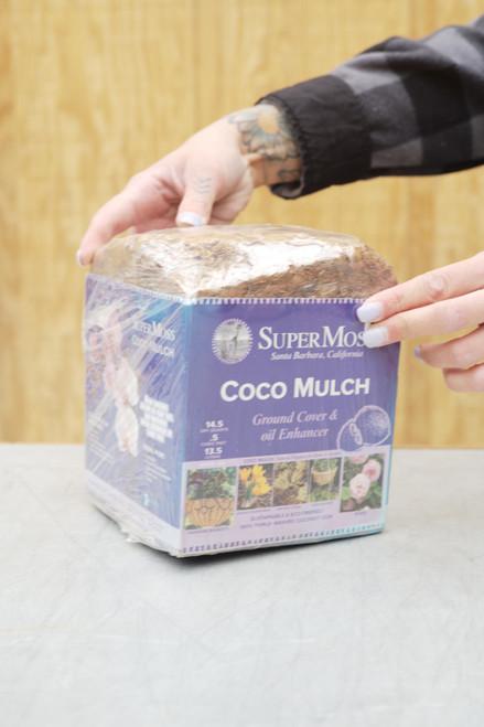 Small Bale of Super Moss Coco Mulch