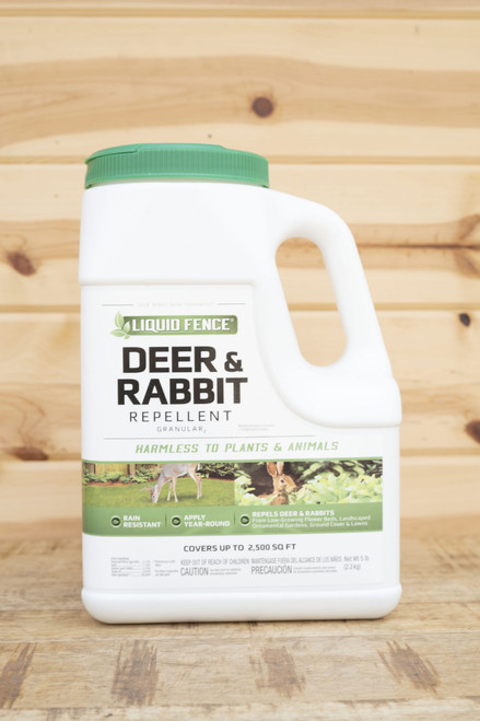 5 LB Deer & Rabbit Granules