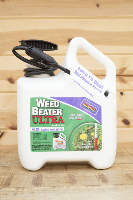 WEED BEATER ULTRA PUMP & SPRAY