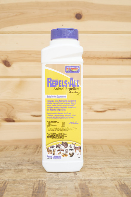 1.25 lb Shaker Repels All