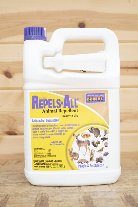 128 oz. RTU Repels All