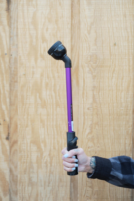 """16"""" Rain Wand in Violet"""