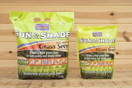 Sun & Shade Grass Seed
