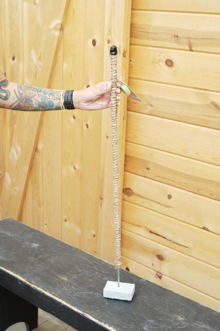 """30"""" Bendable Coir Pole"""