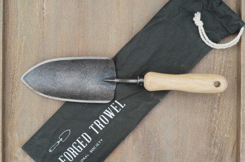 Forged Trowel in Gift Bag