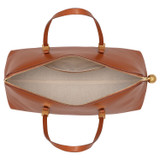 Oroton Willow Day Bag in Maple and Smooth Leather for female