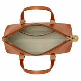 Oroton Willow Small Day Bag in Maple and Smooth Leather for female