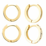 Oroton Phoebe Sleeper Set in Gold/Clear Crystal and null for female