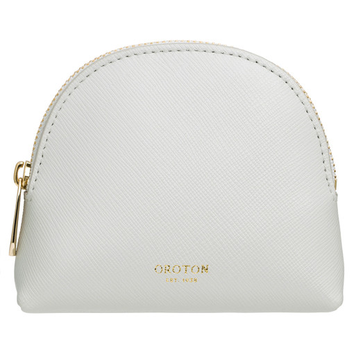 Oroton Inez Pouchette in Cloud Grey and null for female