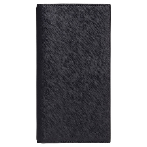 Oroton Eton Slim Travel Wallet in Ink and Saffiano/Smooth Leather for male
