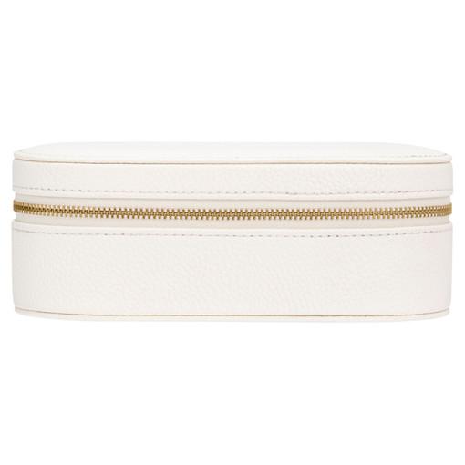 Oroton Jude Jewellery Case in Pure White and null for female
